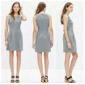 Madewell Verse dress Heather gray with pockets
